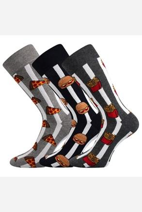 3 pack pánských ponožek Defood