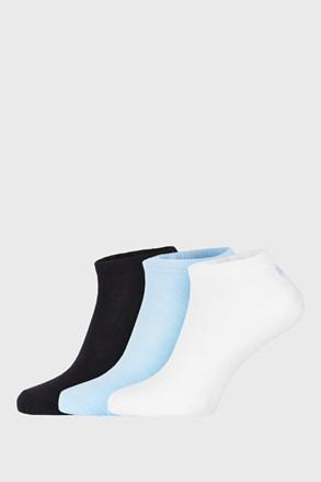 3 PACK ponožek FILA Invisible Sky