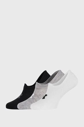 3 PACK nízkých ponožek Under Armour