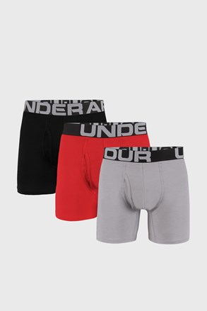 3 PACK boxerek Under Armour Cotton III