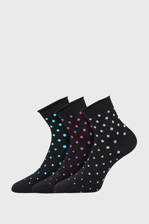 3 PACK дамски чорапи Flagran