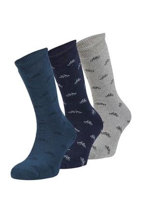 3 pack hřejivých ponožek Joel