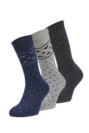 3 pack hřejivých ponožek Tomas