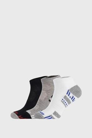 3 PACK nízkých ponožek Sportive