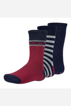 3 PACK dětských hřejivých ponožek Reant