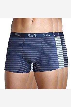3 pack pánských boxerek PRIMAL B214