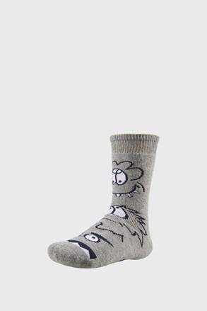 Chlapecké hřejivé ponožky Face
