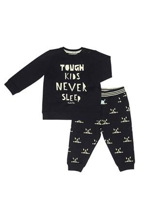 Pijama baieti Bulldogs