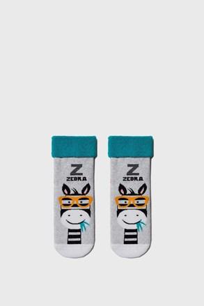 Dětské ponožky Zebra