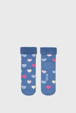 Детски чорапки Hearts