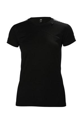 Dámské černé tričko Helly Hansen