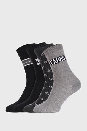 4 PACK dámských ponožek Calvin Klein Bronx I