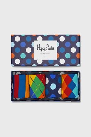 4 PACK чорапи Happy Socks Multicolor