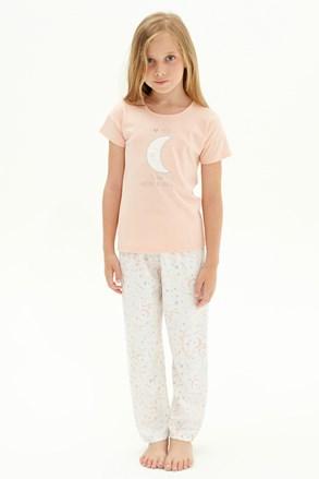 Dívčí pyžamo To the moon