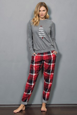 Dámské pyžamo Christmas