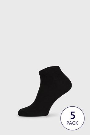 5 PACK kotníkových ponožek JACK AND JONES