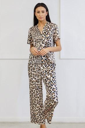 Animal szatén pizsama