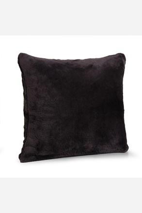 Povlak na polštářek Kašmír tmavě šedý