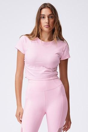 Dámské triko Side růžové
