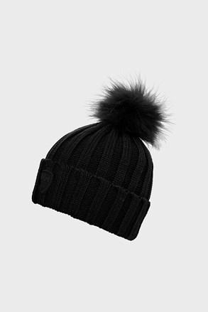 Dámská zimní čepice Helly Hansen Black