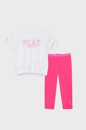 Sportovní dívčí komplet  Play