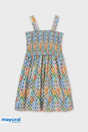 Dívčí šaty Mayoral Lemon