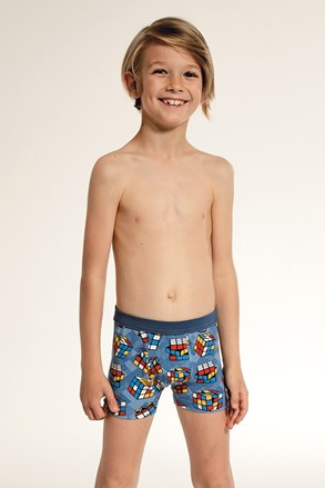 Chlapecké boxerky Cornette Cube