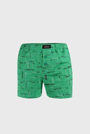 Zelené trenýrky Macho