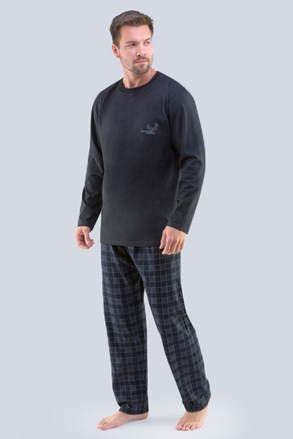 Sötétkék pizsama Tristan