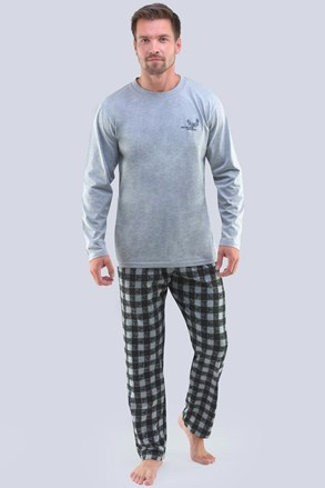 Šedé pyžamo Sonny