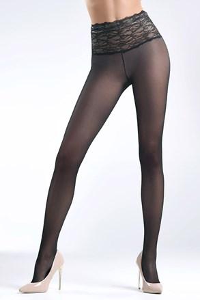 Odolné punčochové kalhoty Daniella Black