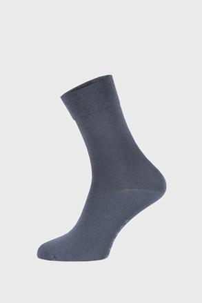 Tmavě šedé ponožky Bamboo vysoké