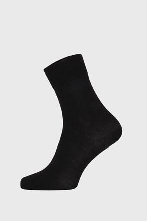Černé ponožky Bamboo vysoké
