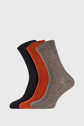 3 PACK dětských ponožek Colored