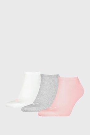 3 PACK ponožek Puma Sneaker Plain