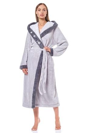 Дамски топлещ халат Onyx