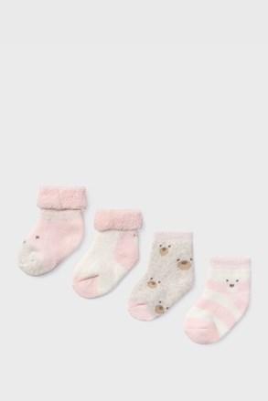 Dárkové balení ponožek pro miminka Mayoral Born