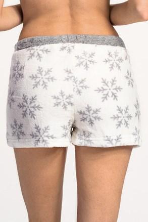 Damskie krótkie spodenki od piżamy Winter