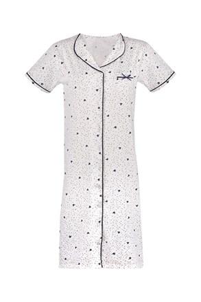Dámská noční košile Ingt ecru