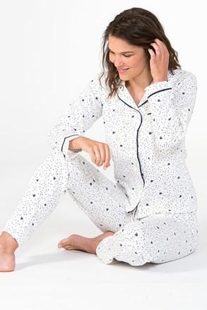 Dámské pyžamo Pygt ecru