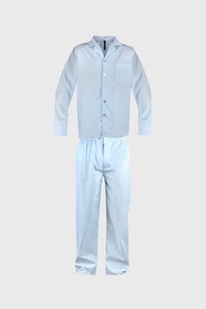 Pánské pyžamo Must světle modré