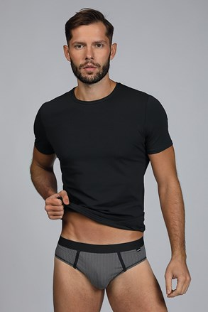 Pánský SET tričko a slipy Dandy černé