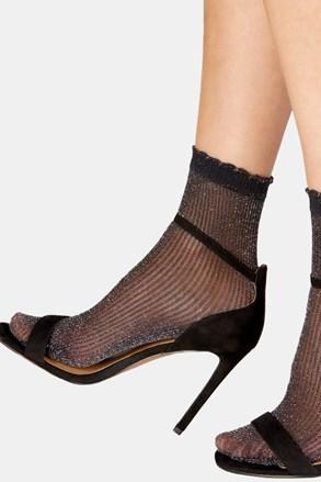 Dámské punčochové ponožky Sparkle Rib
