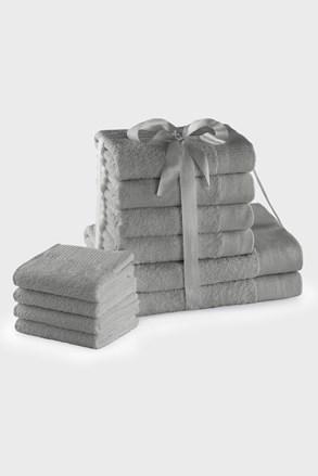 Sada ručníků Amari Family šedá