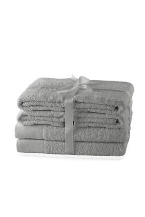 Sada ručníků Amari šedá M