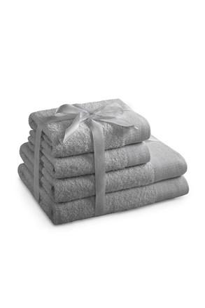 Sada ručníků Amari šedá