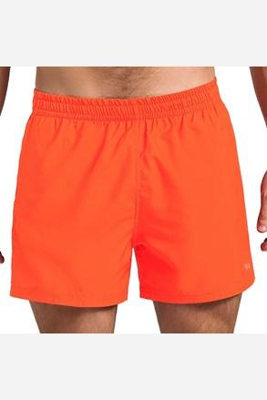 Pánské koupací šortky ANPORE Neon oranžové