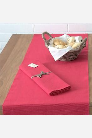 Běhoun na stůl Home Design červený