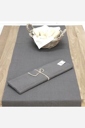 Běhoun na stůl Home Design šedý