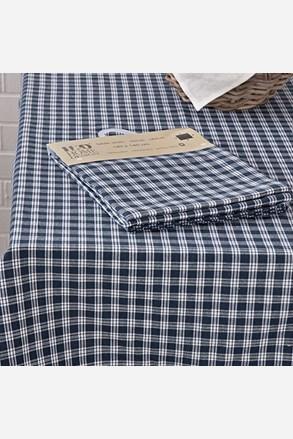 Ubrus Home Design modrá kostička